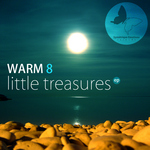 WARM 8 - Little Treasures EP (Front Cover)