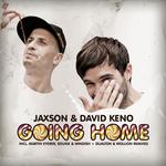 JAXSON/DAVID KENO - Going Home (Front Cover)