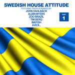 VARIOUS - Swedish House Attitude Vol 1 (Pt 1) (Front Cover)