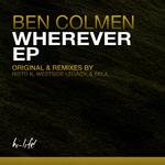COLMEN, BEN - Wherever EP (Front Cover)
