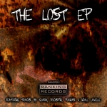 QUARK/PLANAS/LAVELLIAN - The Lost EP (Front Cover)