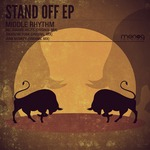 MIDDLE RHYTHM - Stand Off EP (Front Cover)