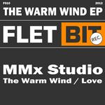 MMX STUDIO - The Warm Wind EP (Front Cover)