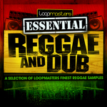 LOOPMASTERS - Essentials 04: Reggae & Dub (Sample Pack WAV) (Front Cover)