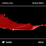 LIMA, Andres - Broken Walls (Front Cover)