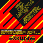 VARIOUS - Exklusive Afro Sessions 001 (unmixed tracks) (Front Cover)