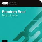 RANDOM SOUL - Music Inside (Front Cover)