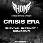 CRISIS ERA - Survival Instinct (Front Cover)