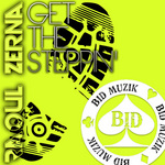 ZERNA, Raoul - Get The Steppin' (Front Cover)