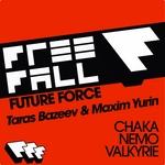 BAZEEV, Taras/MAXIM YURIN - Chaka EP (Front Cover)