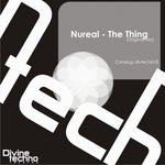 NUREAL - The Thing (Front Cover)