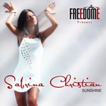 FREEDOME feat SABRINA CHRISTIAN - Sunshine (Front Cover)