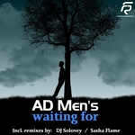 AD MEN - Waiting For (Front Cover)