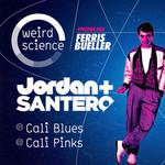 JORDAN & SANTERO - Cali EP (Front Cover)