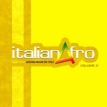 VARIOUS - Italianafro Vol 2 (New Afro Sound Made In Italy) (Front Cover)
