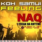 NAQ/I FREAK DA RHYTME - Koh Samui Feeling (From Fusion Club Thailand) (Front Cover)