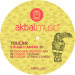 TOUCAN/BEEP DEE - Strano Camera EP (Front Cover)
