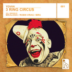 YOVAN - 3 Ring Circus (Front Cover)