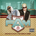 FLY AZZ MESKINZ - FAM Mixtape (Front Cover)