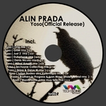 ALIN PRADA - Yoso (remixes) (Front Cover)