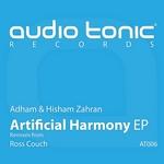 ADHAM/HISHAM ZAHRAN - Artificial Harmony (Front Cover)