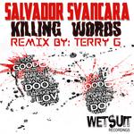 SVANCARA, Salvador - Killing Words (Front Cover)