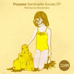 POUSSEZ - Sandcastle Society EP (Front Cover)
