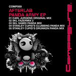AFTERLAB - Afterlab Presents Panda Army (Front Cover)