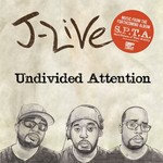 J LIVE - Undivided Attention EP (Front Cover)