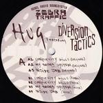 HUG feat DIVERSION TACTICS - Complexity Kills (Front Cover)