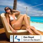 ROYAL, Dan - Girl On The Beach (Front Cover)