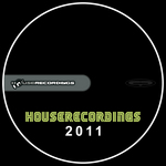 VARIOUS - Houserecordings 2011 (Front Cover)