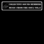 COLLECTIVE SOUND MEMBERS - Music From The Soul Vol 6 (Front Cover)