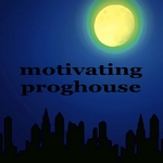 VARIOUS - Motivating Proghouse (12 Housemusic Tunes In D Key) (Front Cover)