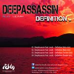 DEEPASSASSIN feat LERAH - Definition (Front Cover)