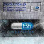 QLARITY - Devolution (Front Cover)