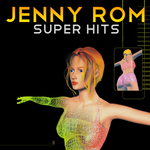 ROM, Jenny vs THE ZIPPERS - Jenny Rom Eurobeat Super Hits (Front Cover)