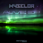 MYSELOR - Alive EP (Front Cover)