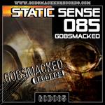 STATIC SENSE - Gobsmacked 085 (Front Cover)