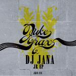 DJ JANA - JR (Front Cover)