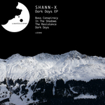 SHANN X - Dark Days EP (Front Cover)
