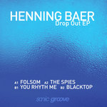 HENNING BAER - Drop Out (Front Cover)