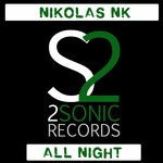 NIKOLAS NK - All Night (Front Cover)
