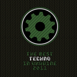 VARIOUS - The Best Techno In UA (Vol 2) (Front Cover)