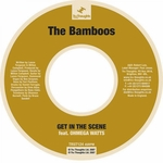 BAMBOOS, The - Get In The Scene (Front Cover)