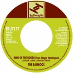 BAMBOOS, The - King Of The Rodeo (Front Cover)