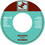 BAMBOOS, The - Amen Brother (Front Cover)