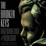 BROKEN KEYS, The - Razorblade (Front Cover)