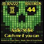 AUDIO STYLIST - Catch Me If You Can (Front Cover)