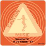 SKYMATE - Mystique EP (Front Cover)